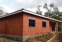 Réalisation d'une maison avec 3 chambres et un espace de vie de 46m²